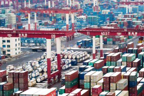 Внешняя торговля Китая: статистика за 5 месяцев 2020 года